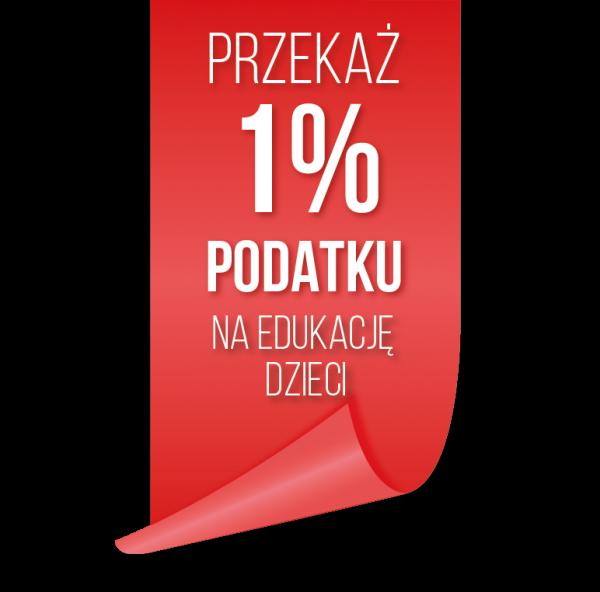 1% Fundacja Nasza Szkoła